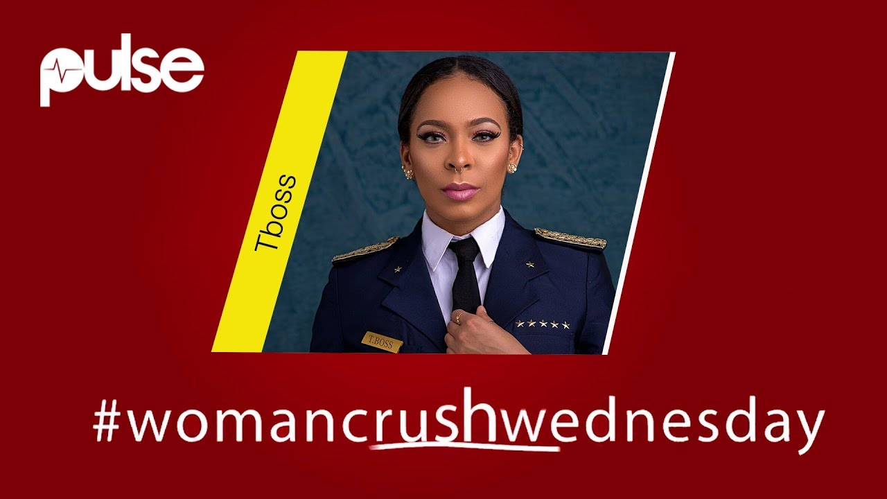 Former Big Brother Nigeria Housemate T.Boss Is Beautiful Both Inside And Out | Woman Crush Wednesday