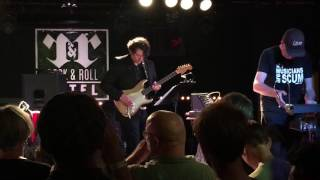 Pere Ubu *Final Solution* Rock and Roll Hotel, DC, 6/24/16