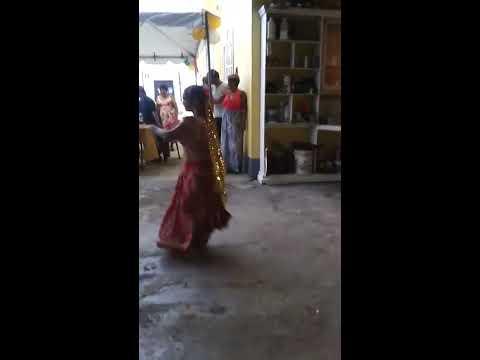 Chutney Dance at 60th Birthday Party