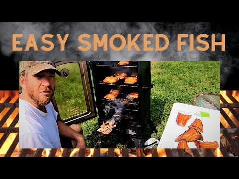 How To Smoke Fish | The Best Smoked Fish! | Easy Smoked Trout and Salmon