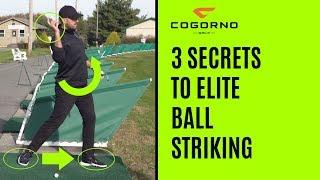 GOLF: 3 Secrets T๐ Elite Ball Striking