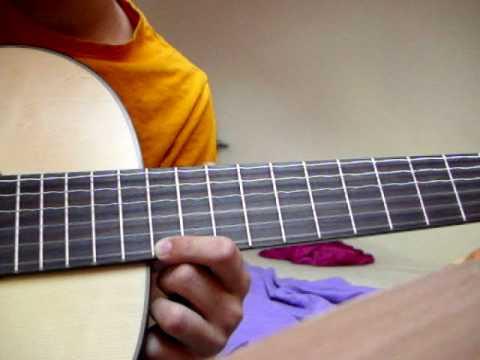 Happy Birthday auf Gitarre lernen leicht gemacht