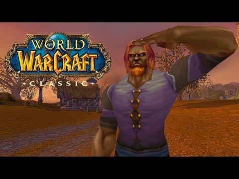 WoW Classic BETA Mensch Paladin - Stream Gameplay #4 Hogger Und Westfall