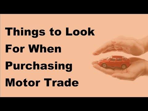 2017 Car Insurance Advices  | Things to Look For When Purchasing Motor Trade Insurance Online