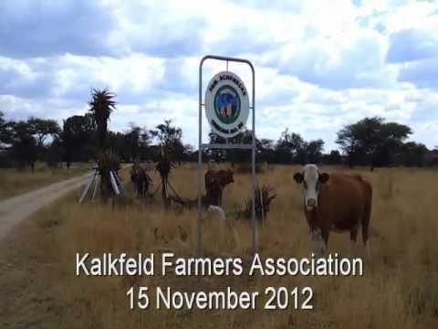 Kalkfelf Farmers Association Meeting Nov 2012.wmv