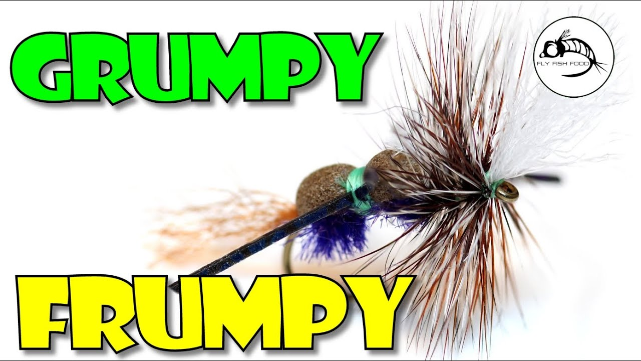 Grumpy frumpy by fly fish food youtube for Grumpys fishing report