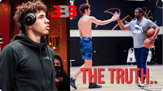 The REAL Truth About LaMelo Ball Signing With Puma Over BBB