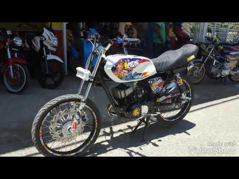 Ax100 SUZUKI Decoración Stylo Racing