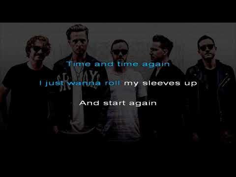 Start Again (One Republic) - instrumental/Karaoke