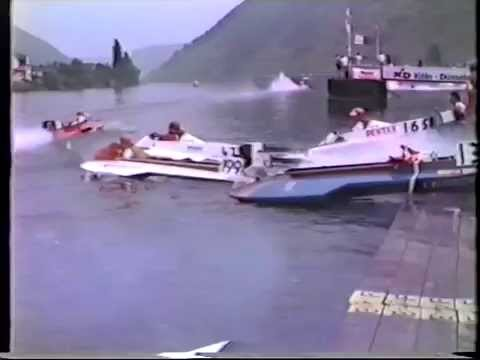Brodenbach Essex Nottingham Powerboat Racing 80's Part 1