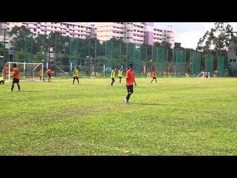 Training Match ACE Soccer Academy
