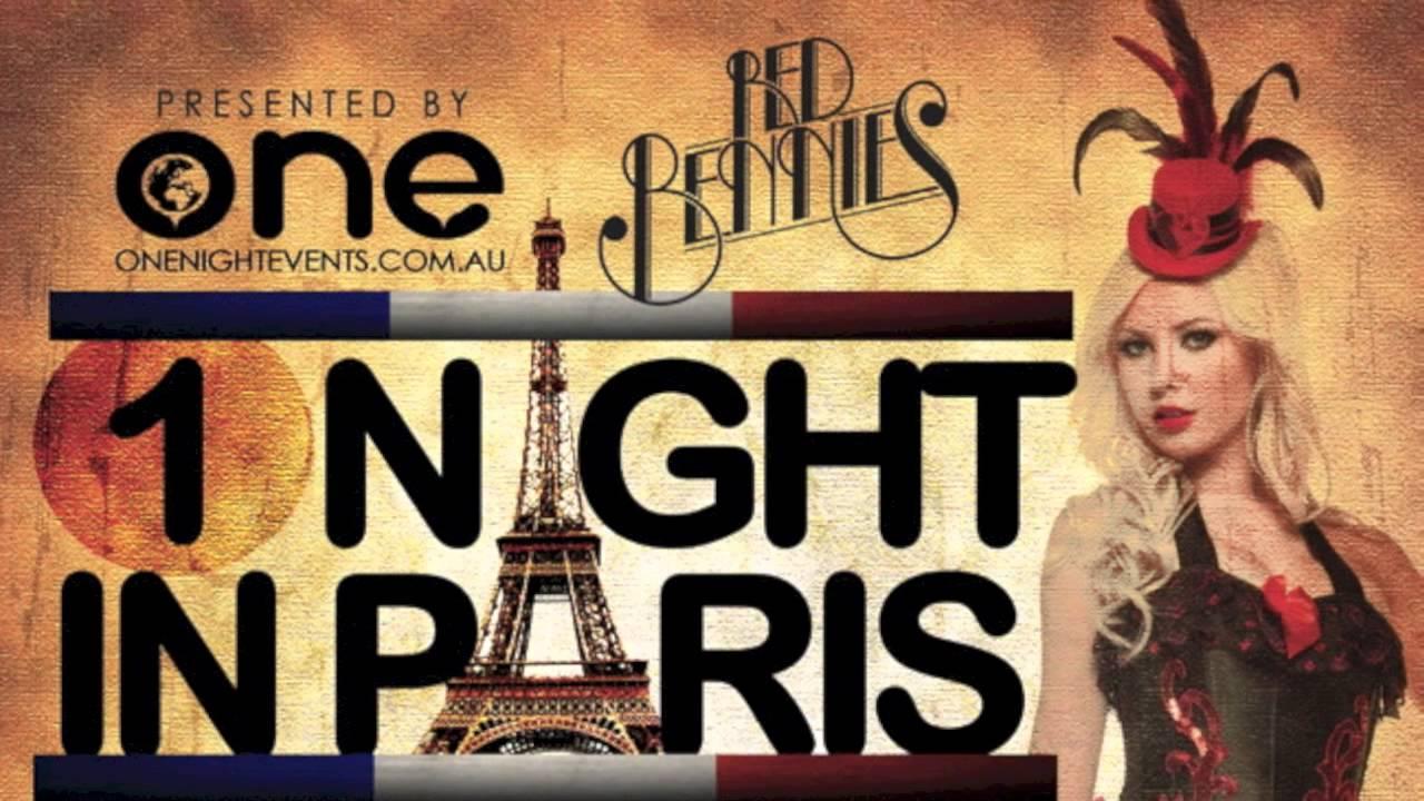 One Night In Paris Video