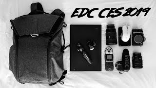 My Tech EDC // CES 2019!