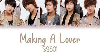 Download Mp3 Ss501 – Making A Lover  Han/rom/eng  Color Coded Lyrics