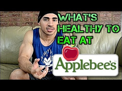 What's Healthy To Eat At Applebees?
