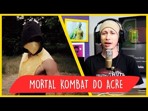 REACT Mortal Kombat 11 VERSÃO ACRE (Live-Action) (Lugar inexistente) thumbnail