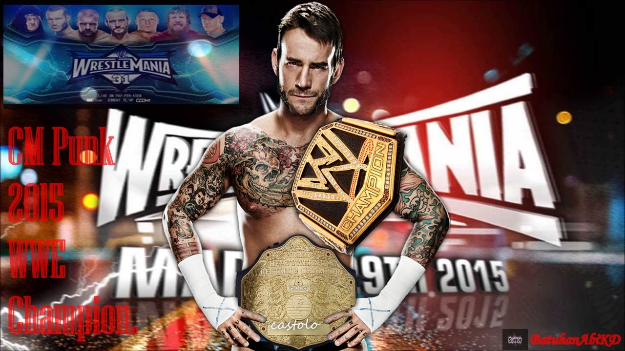 Cm Punk Returns To Wwe Everybody Loves You Youtube