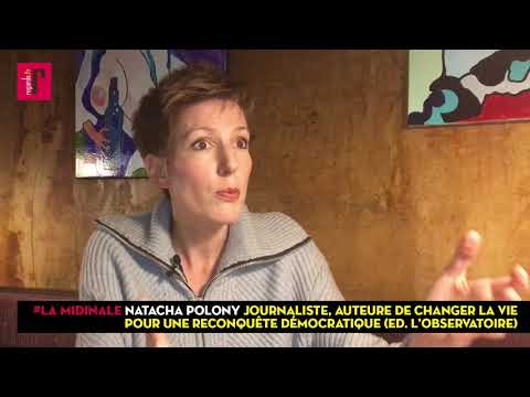 """Natacha Polony : """"Nous sommes dans un système qui ressemble de plus en plus à une oligarchie"""""""