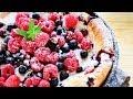 Датские оладьи с летними ягодами