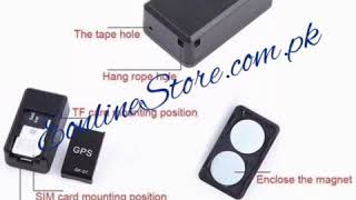 Mini GPS Tracker Car Long Standby Magnetic Tracking Device For Car/Person Location Tracker GPS Locat