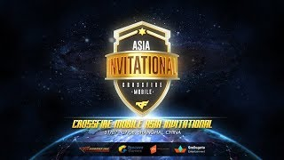 CrossFire Legends   CFMAI 2017   KB vs Dragon   Dragon vs Metal   AG vs Dragon