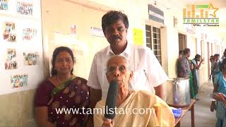 Kalvi Thanthai Kamarajar 115 Birthday Celebration At Kaveri High School