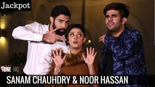 Sanam Chaudhry & Noor Hassan Share Fun Incidents From Jackpot
