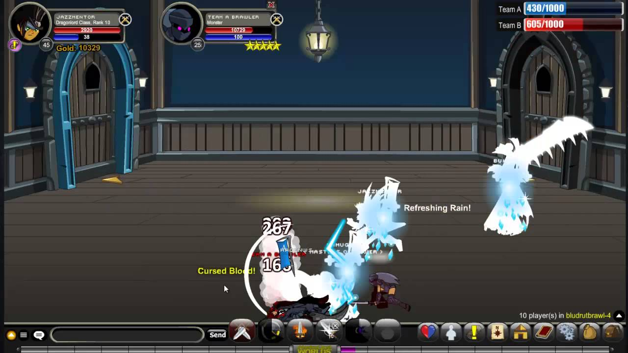 how to get class in aqw for free