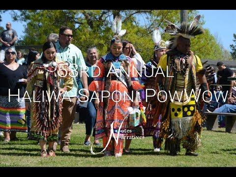 Haliwa Saponi 2018 PowWow