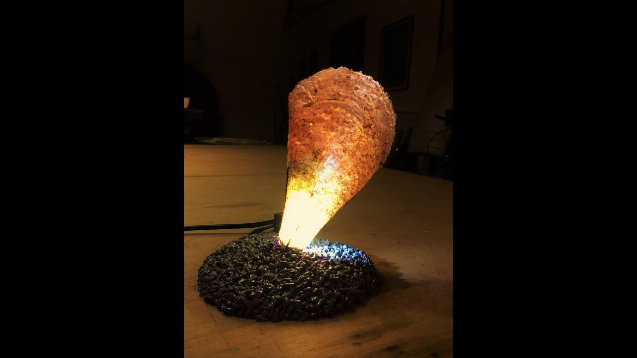 lampada fai da te - youtube