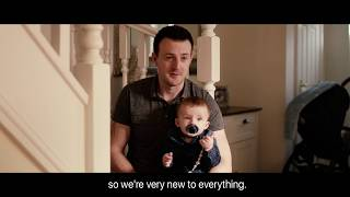 Equal parental leave - one year on, one minute summary