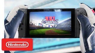 R.B.I. Baseball 17 - Nintendo Switch