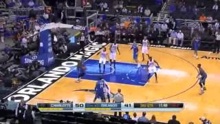 FULL HIGHLIGHTS | Nikola Vucevic: 24 points, 23 rebounds vs. Charlotte Bobcats (March 28, 2014)