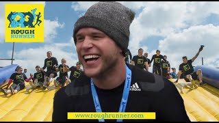 Olly Murs takes on Rough Runner - in slow motion!