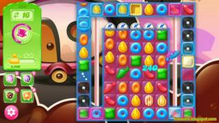 Candy Crush Jelly Saga Level 398 (No boosters)
