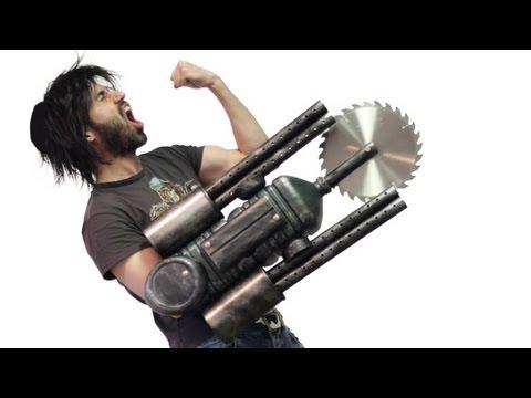 Nerf gun robot uk