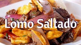 Lomo Saltado: Eating Peruvian stir fry in Lima, Peru