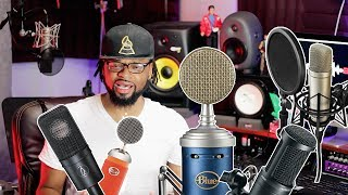 Video Best Vocal Microphones 2017 | Top 5 Budget Microphones Under $300 (2017) download MP3, 3GP, MP4, WEBM, AVI, FLV Agustus 2018