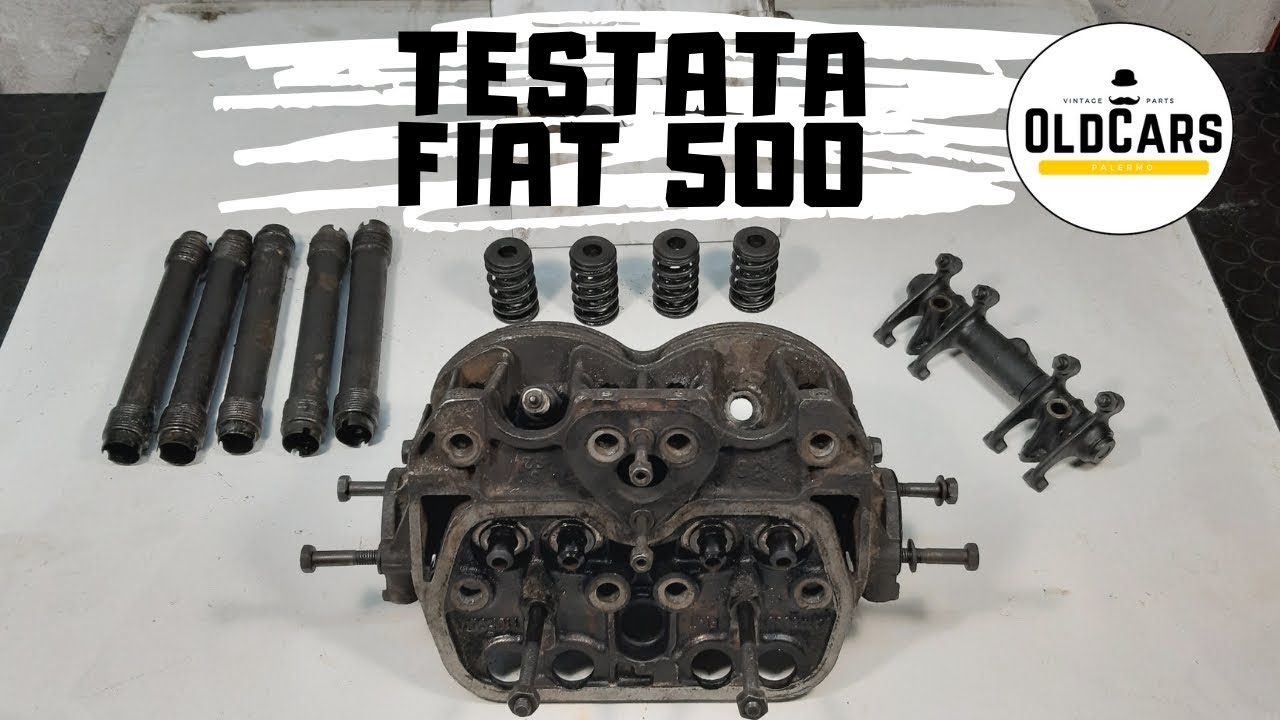 2 VALVOLA ASPIRAZIONE MOTORE 650cc FIAT500  FIAT 126