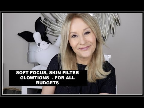 GLOWTIONS - SOFT FOCUS, FILTER SKIN LOTIONS