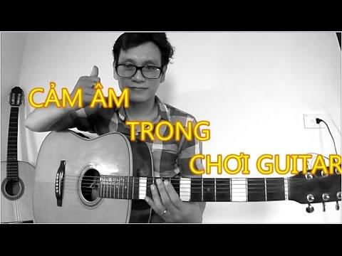 Học CẢM ÂM để solo GUITAR dễ