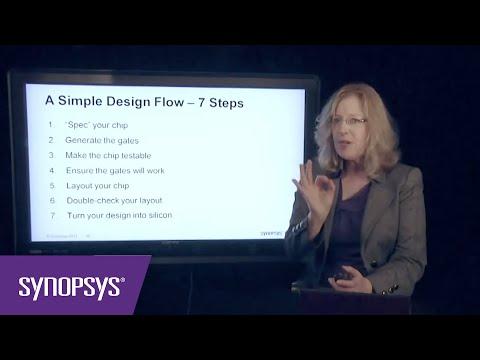 Episode 11: Chip Design Flow -- Step 1