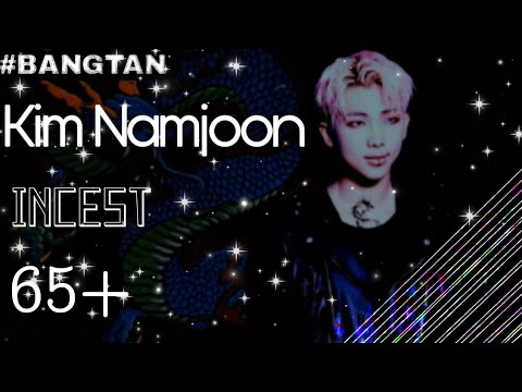 65+|°ТВОЙ БРАТ Kim Namjoon°|ИНЦЕСТ|BTS|