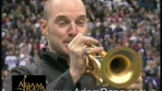 National Anthem With Full Intro and Outro - Adam Rapa - Final Game at Cowboys Stadium