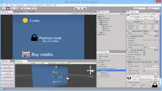unity 3D   Créer une boutique de produits virtuels & monétiser son jeu