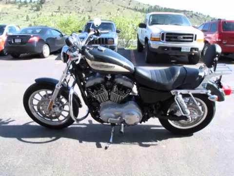 2005 Harley Davidson Xl1200r Sporster 1200 Roadster Youtube