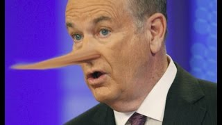 50 Fox News Lies in 6 Seconds ( At Human Speed ) - With Silly Monkey Music - bill o