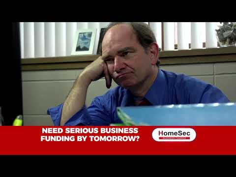 HomeSec Business Finance - As Seen On TV