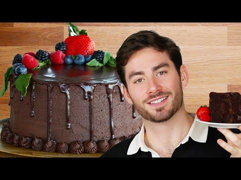 Homemade Vs. Boxed Chocolate Cake