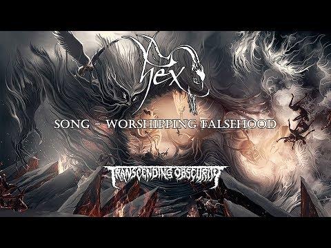 HEX (Spain) - Worshipping Falsehood (Death/Doom Metal) Transcending Obscurity Mp3